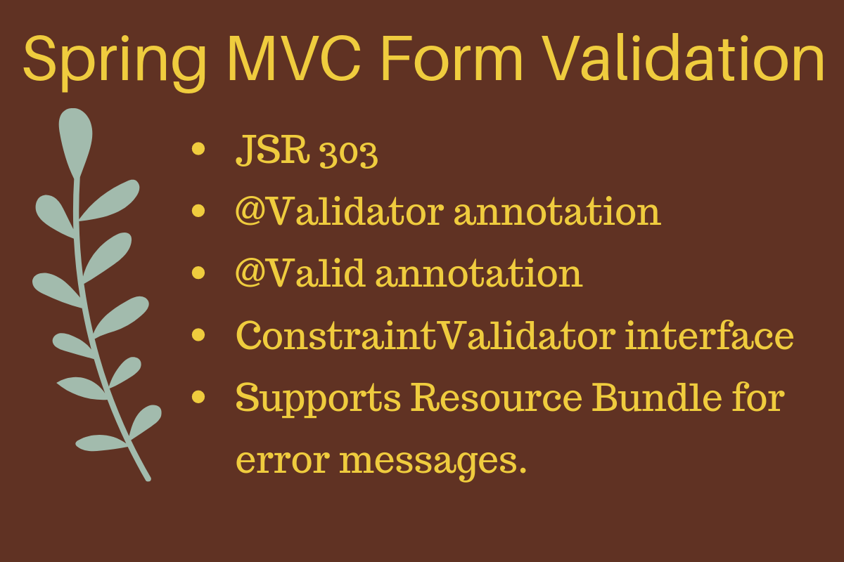 Model Validation with JSR 303, Spring Webflow and Spring MVC